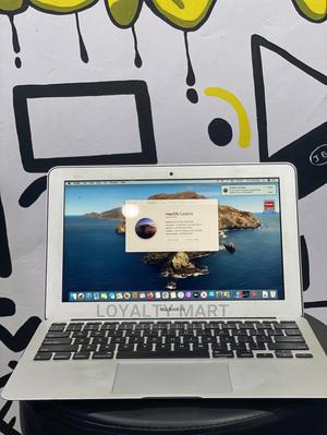 Laptop Apple MacBook Air 2012 4GB Intel Core I5 SSD 128GB | Laptops & Computers for sale in Lagos State, Ikorodu