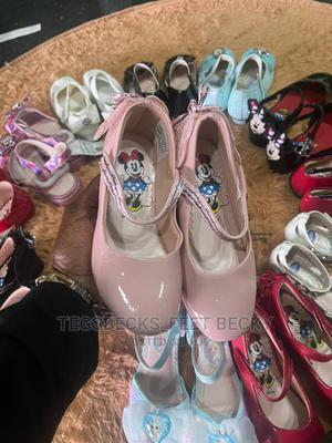 Nice Pink Shoe for Girls   Children's Shoes for sale in Lagos State, Magodo
