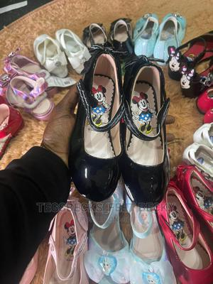 Nice Black Shoesfor Girls   Children's Shoes for sale in Lagos State, Magodo