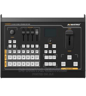 AVMATRIX VS0605U 6-Channels Streaming Switcher | Accessories & Supplies for Electronics for sale in Abuja (FCT) State, Central Business District