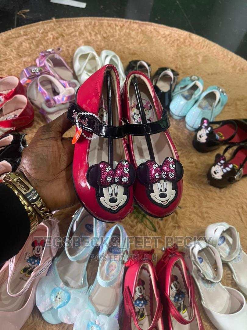 Cartoon Character Kids Shoe