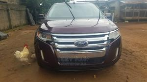 Ford Edge 2014 Red   Cars for sale in Lagos State, Amuwo-Odofin