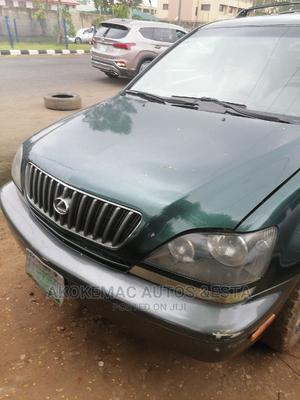 Lexus RX 2000 300 4WD Green   Cars for sale in Lagos State, Ikeja