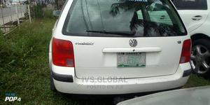 Volkswagen Passat 2003 White | Cars for sale in Lagos State, Ajah
