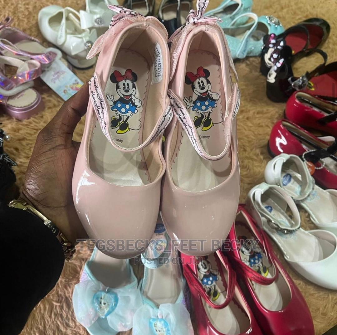 Nude Colour Shoe for Kids in Bulk Sales