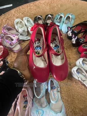 Red Shoes for Girls in Bulk Sales | Children's Shoes for sale in Lagos State, Surulere