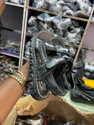 Black Sandals for Kids   Children's Shoes for sale in Lagos State, Lekki