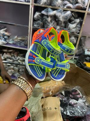 Colourful Sandals for Unisex   Children's Shoes for sale in Lagos State, Lekki