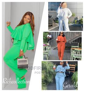 Quality Trending New Female Trouser Top | Clothing for sale in Lagos State, Lagos Island (Eko)