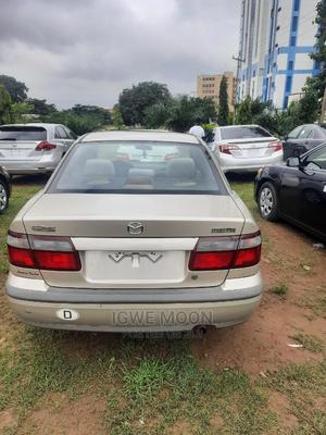 Mazda 626 2003 Gold | Cars for sale in Abuja (FCT) State, Central Business District
