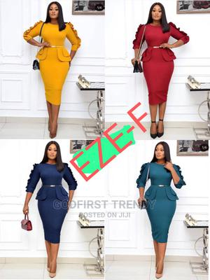 Quality Trending Female Coperate Gown L | Clothing for sale in Lagos State, Lagos Island (Eko)