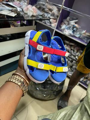 Blue Sandals for Unisex in Bulk   Children's Shoes for sale in Lagos State, Lekki