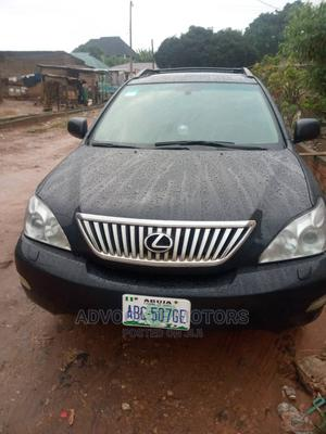 Lexus RX 2008 Black | Cars for sale in Ondo State, Akure