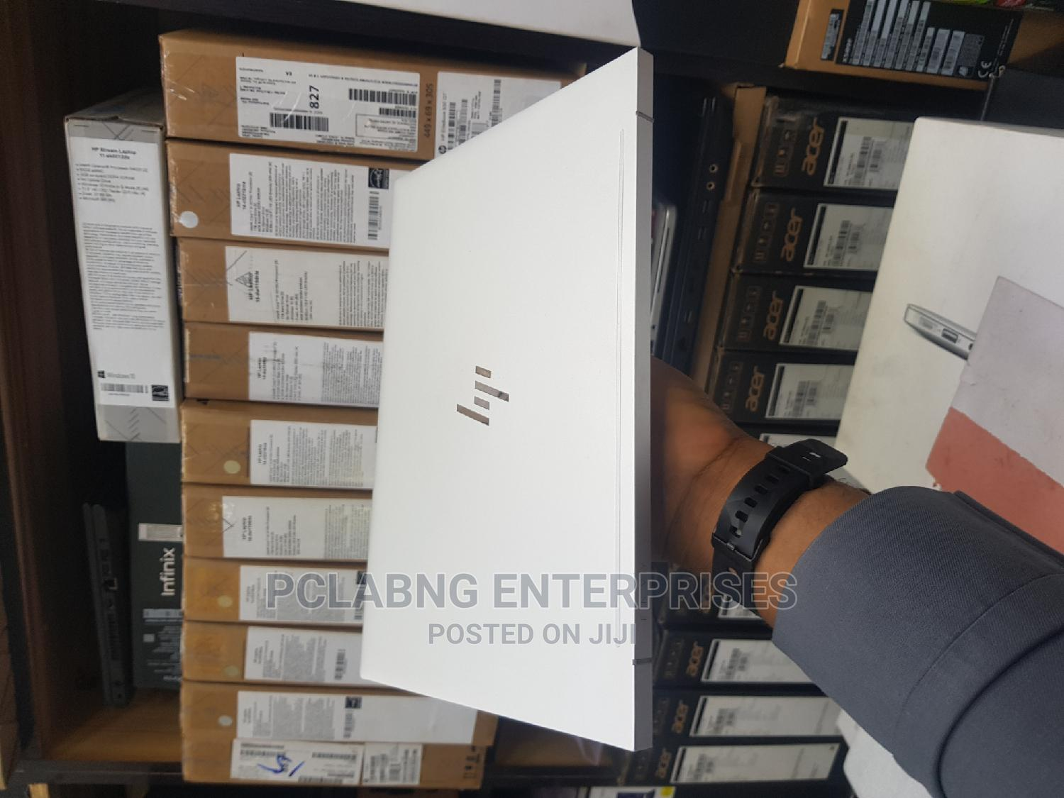 Laptop HP Envy 13 16GB Intel Core I7 SSD 512GB | Laptops & Computers for sale in Ikeja, Lagos State, Nigeria