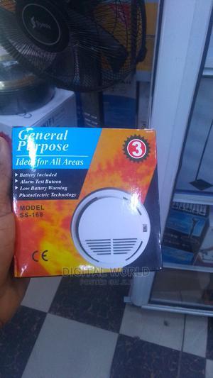 Wireless Chloride Uk Smoke Detector   Safetywear & Equipment for sale in Lagos State, Ikeja