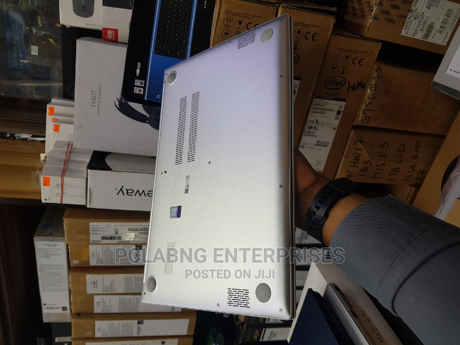 Laptop Asus VivoBook S15 S510UQ 8GB Intel Core I5 SSD 512GB   Laptops & Computers for sale in Ikeja, Lagos State, Nigeria