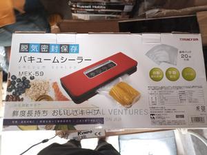 Macron Vacuum Sealer, MEK-59. 20 Rolls Inside. | Kitchen Appliances for sale in Lagos State, Ojo