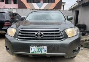 Toyota Highlander 2008 Limited 4x4 Green   Cars for sale in Lagos State, Ikeja