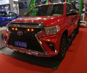 Toyota Tundra Upgrade From 2008 to 2020 LX Face   Automotive Services for sale in Lagos State, Mushin