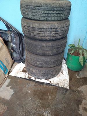 Tokunbo 245/55 R19 Tyres | Vehicle Parts & Accessories for sale in Lagos State, Alimosho