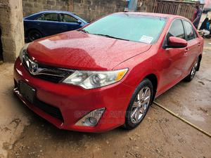 Toyota Camry 2012 Red | Cars for sale in Lagos State, Ojodu