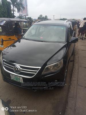 Volkswagen Tiguan 2010 SE 4Motion Black   Cars for sale in Lagos State, Mushin