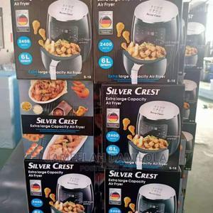 Silver Crest Air Fryer 6L | Kitchen Appliances for sale in Lagos State, Lagos Island (Eko)