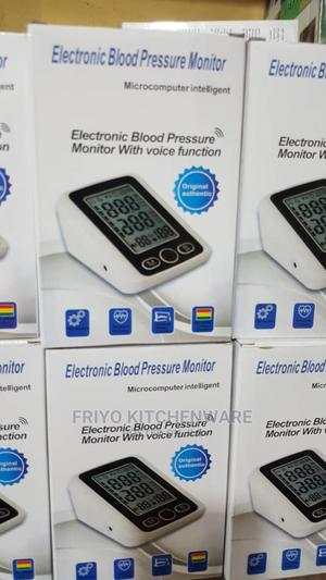 Electronic Blood Pressure Monitor | Medical Supplies & Equipment for sale in Abuja (FCT) State, Wuse