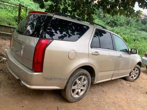 Cadillac SRX 2008 Gold | Cars for sale in Lagos State, Ikeja