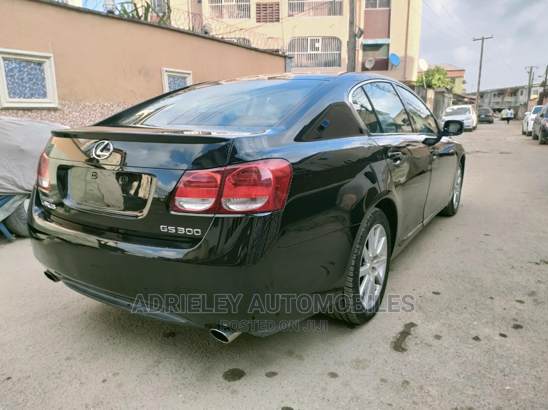 Lexus GS 2007 350 Black