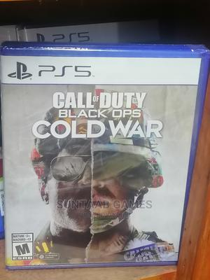 Call of Duty: Black Ops Cold War (PS5) | Video Games for sale in Lagos State, Lagos Island (Eko)