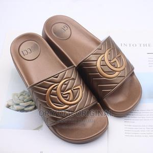 Gucci Unisex Slippers | Shoes for sale in Lagos State, Ikorodu