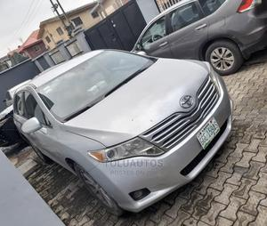 Toyota Venza 2010 Silver   Cars for sale in Lagos State, Ogba