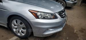 Honda Accord 2008 Silver   Cars for sale in Lagos State, Surulere