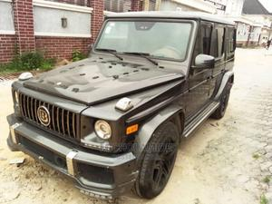 Mercedes-Benz G-Class 2010 Base G 550 AWD Black | Cars for sale in Lagos State, Lekki