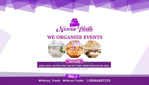 Nexxa Treats   Wedding Venues & Services for sale in Lagos State, Ikeja