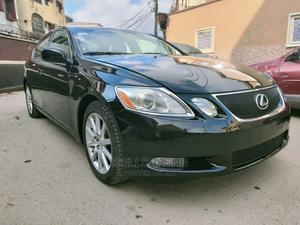 Lexus GS 2006 300 Automatic Black   Cars for sale in Lagos State, Shomolu