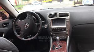 Lexus IS 2008 250 Black   Cars for sale in Lagos State, Ojodu