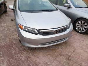 Honda Civic 2012 1.4 5 Door Silver | Cars for sale in Lagos State, Ojodu