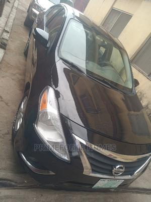 Nissan Almera 2015 Black   Cars for sale in Lagos State, Isolo