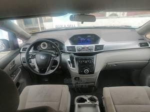 Honda Odyssey 2012 Touring Gray | Cars for sale in Lagos State, Isolo