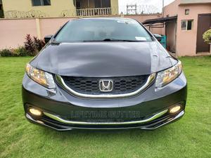 Honda Civic 2014 Black | Cars for sale in Lagos State, Ikeja