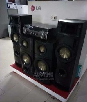 Brand New LG (ARX8 )Hometheater 1600w With Bluetooth,USB,   Audio & Music Equipment for sale in Lagos State, Lekki