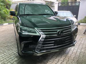 Lexus LX 2018 570 (5 Seats) AWD Black   Cars for sale in Lagos State, Lekki