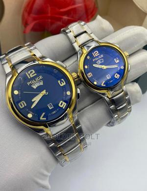 Police Couple Wristwatch | Watches for sale in Lagos State, Victoria Island