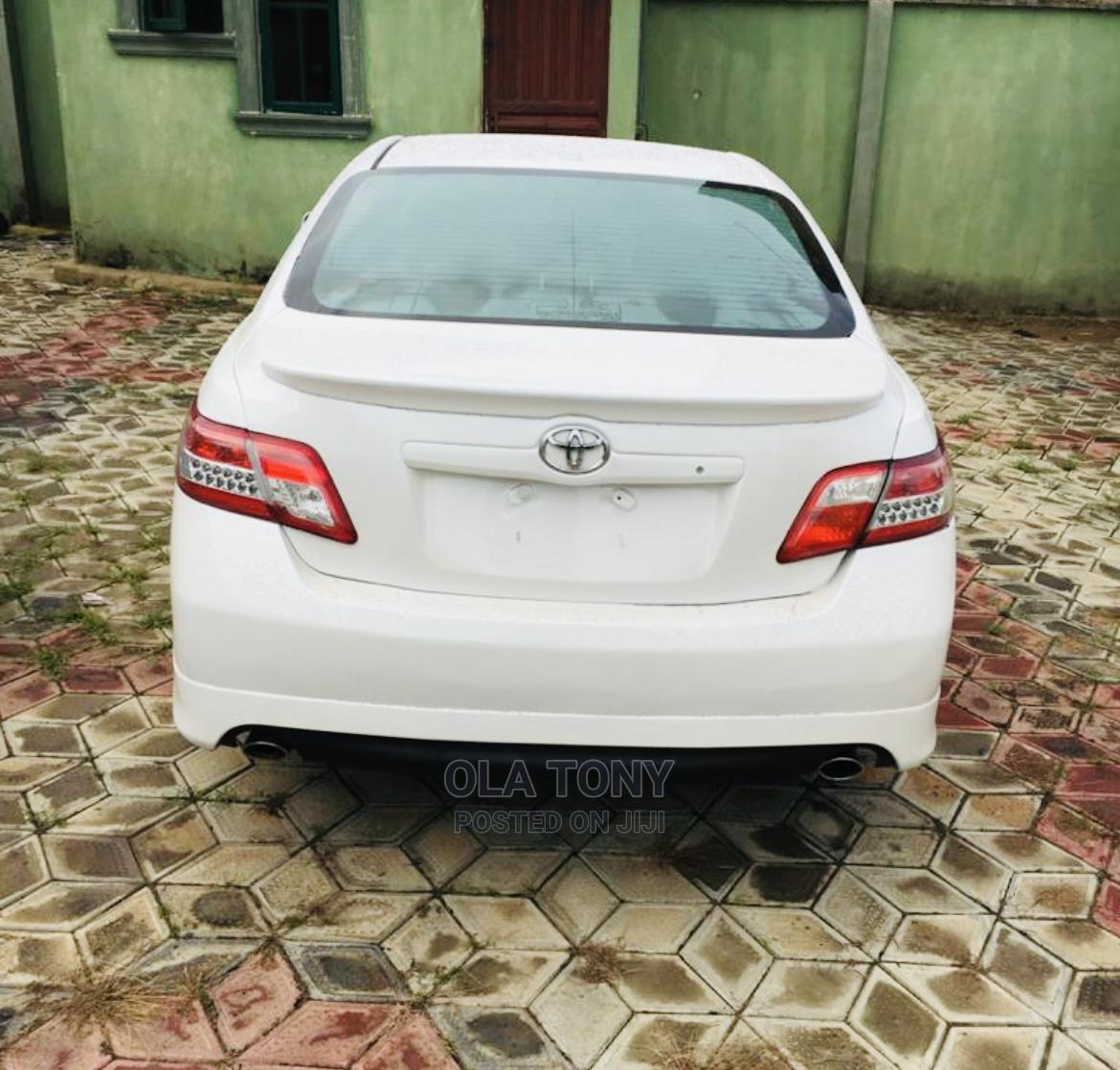 Toyota Camry 2011 White   Cars for sale in Ibadan, Oyo State, Nigeria