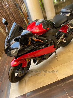 Yamaha R6 2008 Black   Motorcycles & Scooters for sale in Abuja (FCT) State, Central Business District