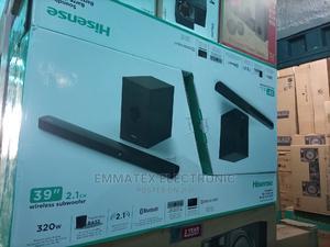 Original Soundbar 320wax Hisense | Audio & Music Equipment for sale in Lagos State, Ajah