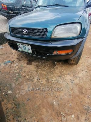 Toyota RAV4 2000 Automatic Green | Cars for sale in Rivers State, Port-Harcourt