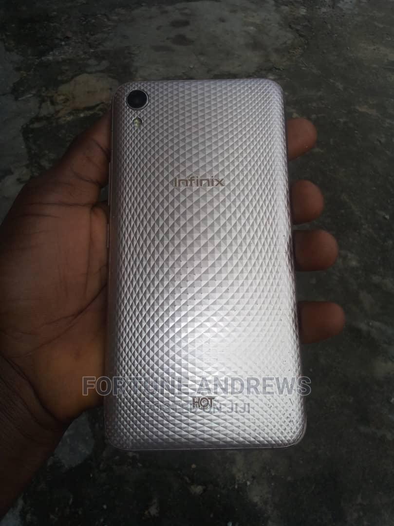 Infinix Hot 5 16 GB Gold   Mobile Phones for sale in Uyo, Akwa Ibom State, Nigeria